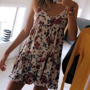 super cute floral dress!!